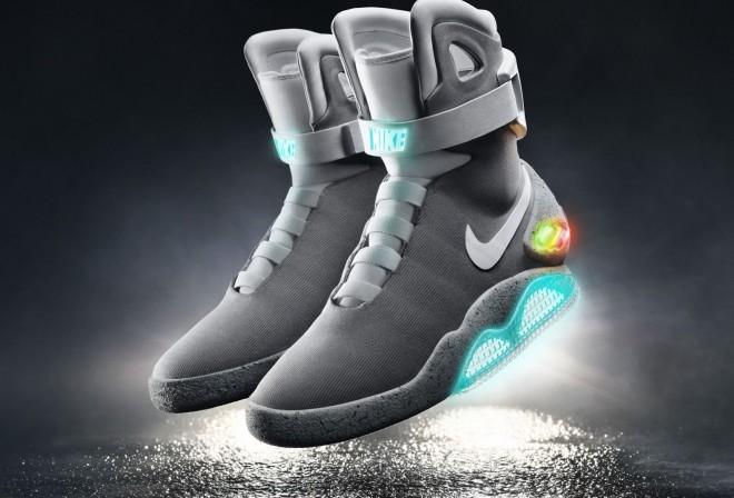 Nike promet de nouvelles baskets à laçage automatique pour
