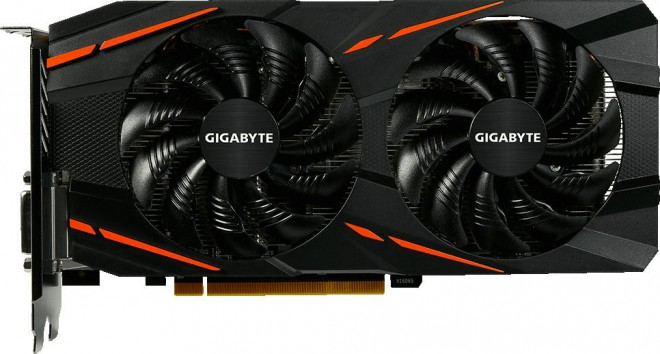 bon-plan Carte graphique Gigabyte Radeon RX580 Gaming 197-euros