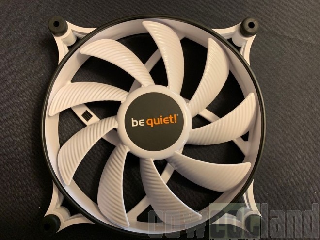 CES2019 bequiet silent-wings-2 white