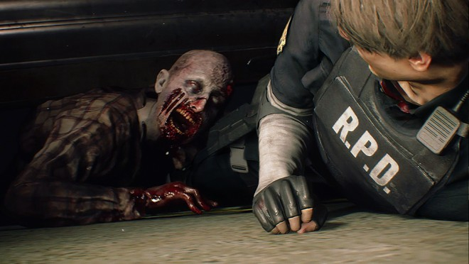 residentevil2 jeuvideo ventes