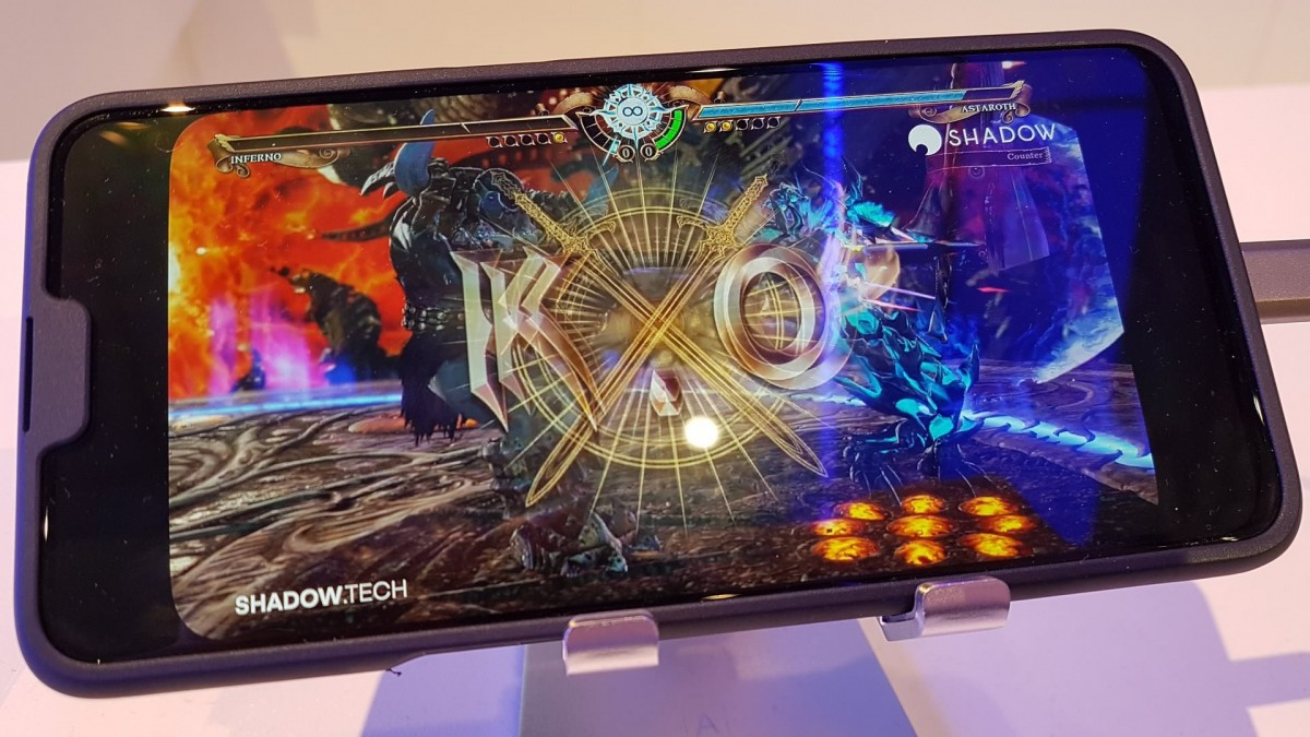 cloud gaming shadow reseau-5G