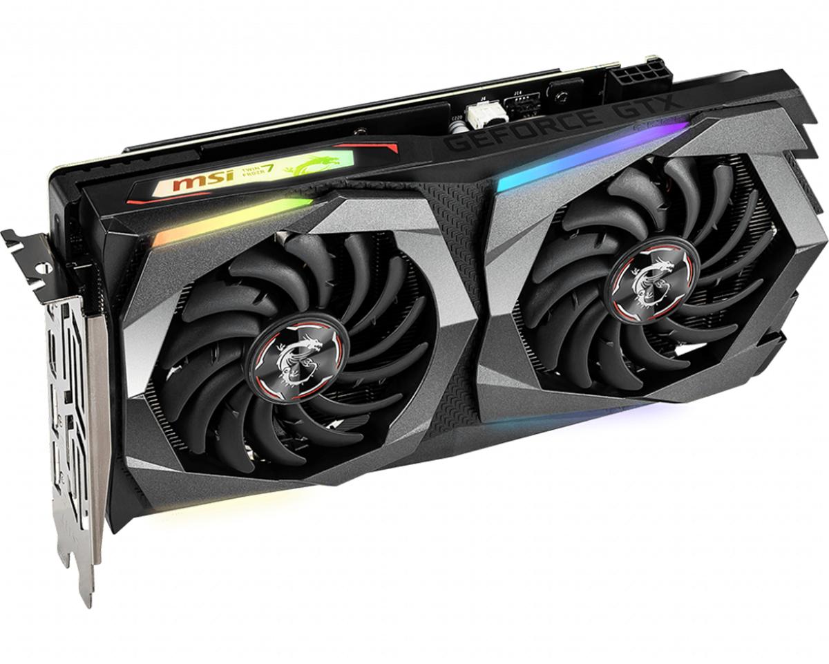 GeForce GTX 1660 ti se dévoile officiellement, le prix et les specs
