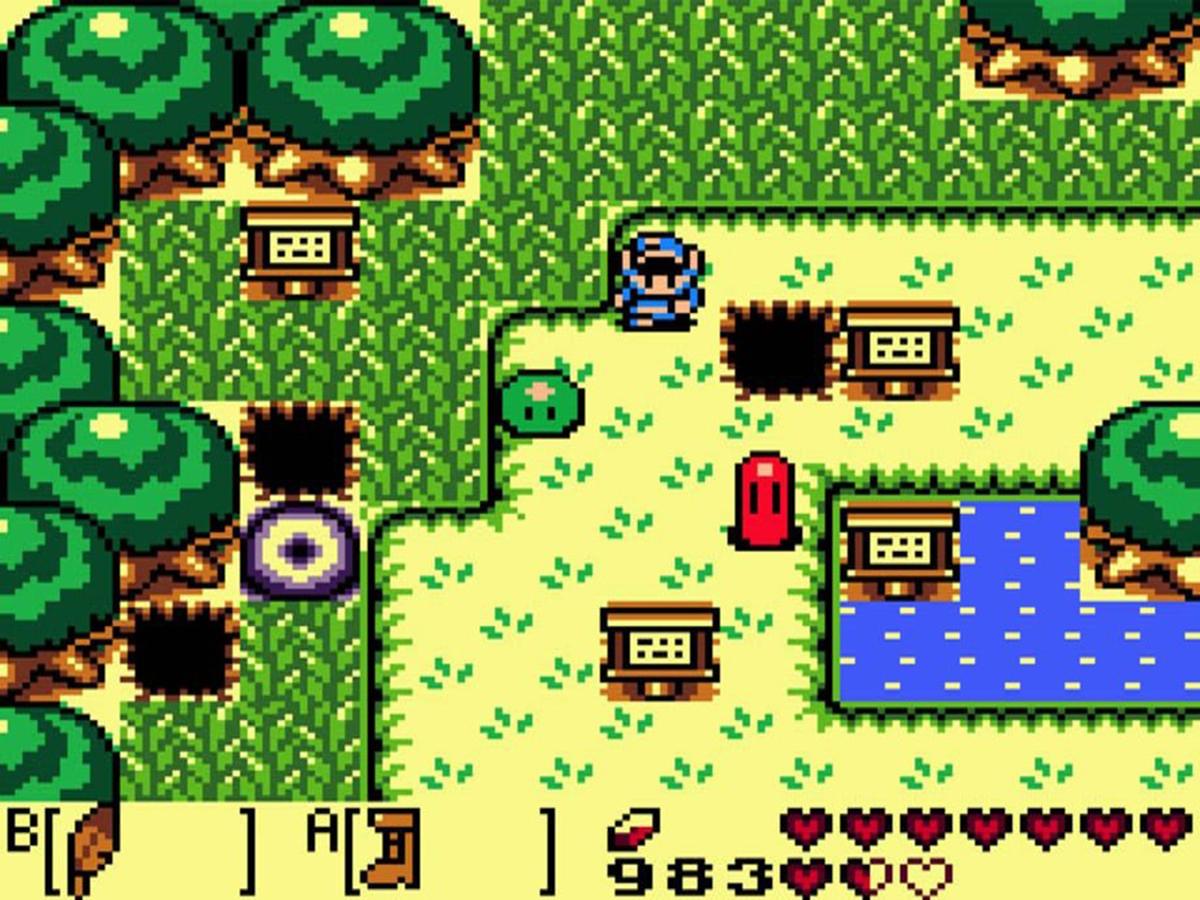 Une belle fournée d'images colorées, une DA qui divise — Zelda Link's Awakening