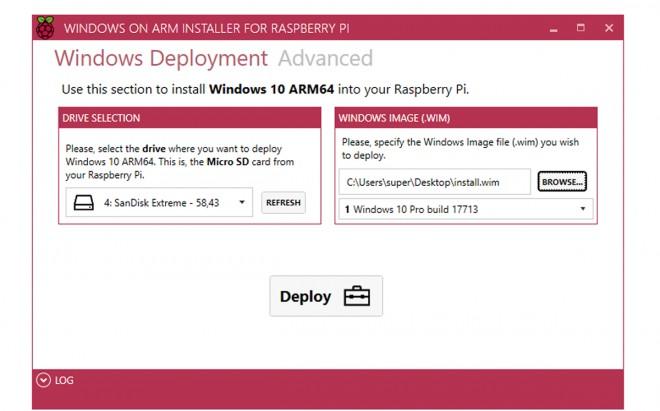 Il est maintenant possible d'installer Windows 10 sur un Raspberry Pi
