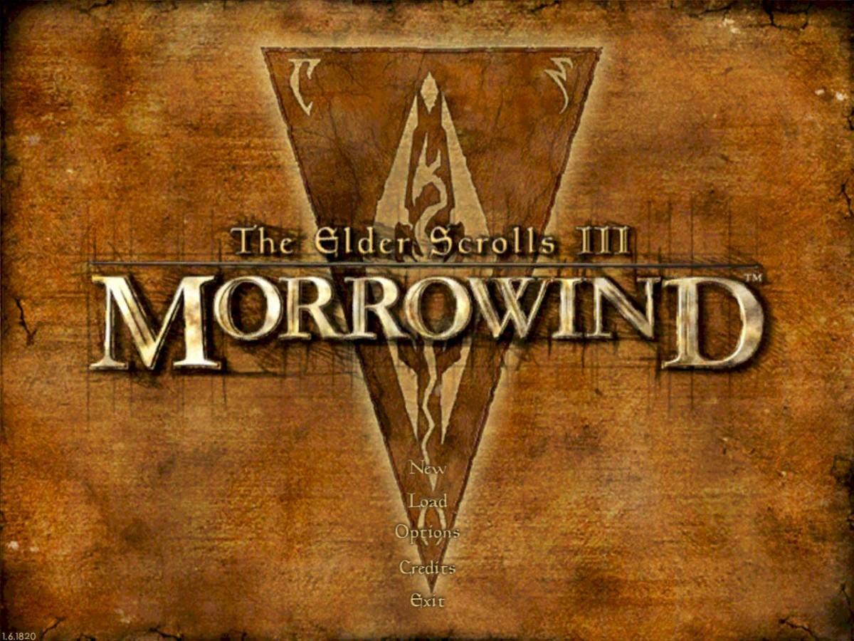 The Elder Scrolls III : Morrowind - Bethesda offre une copie du jeu aujourd'hui