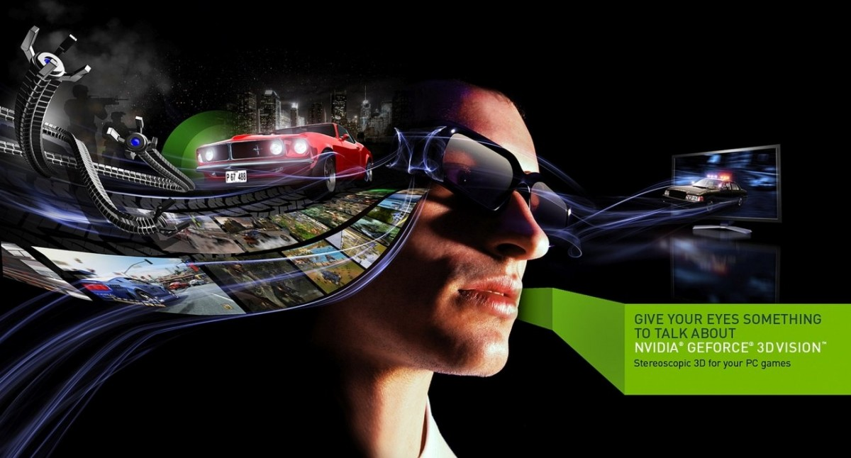 fin support nvidia 3d-vision
