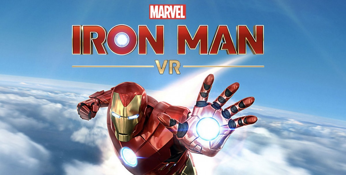 IRON MAN PS4-VR trailer