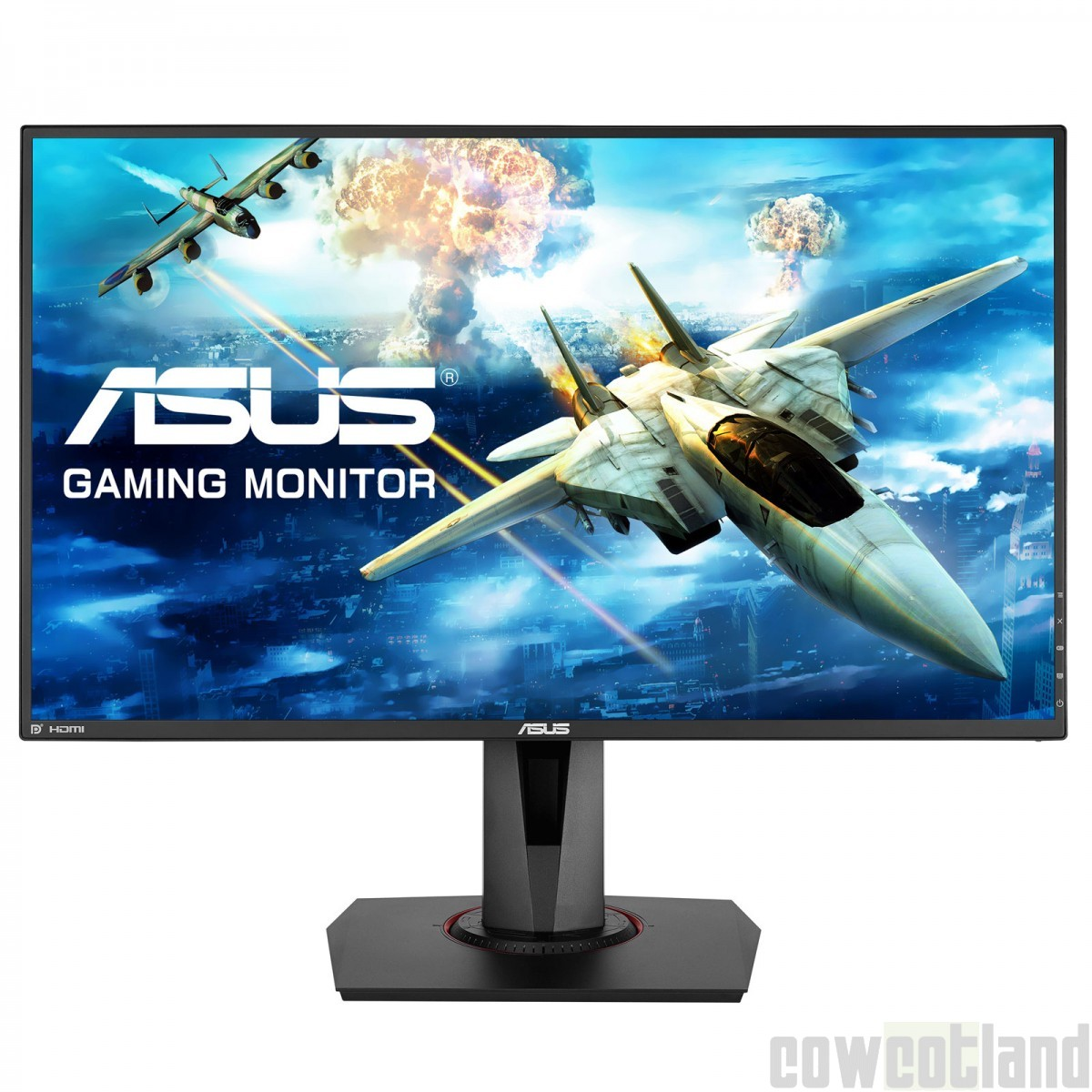 Test Ecran Gaming ASUS VG278Q FHD 165-Hz