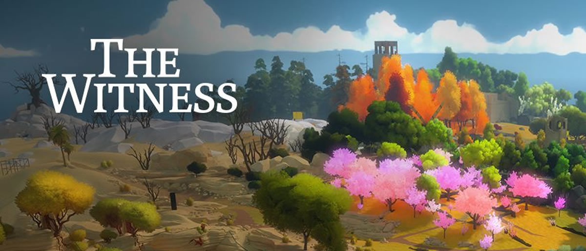 bon-plan epic-games-store jeu-offert the-witness