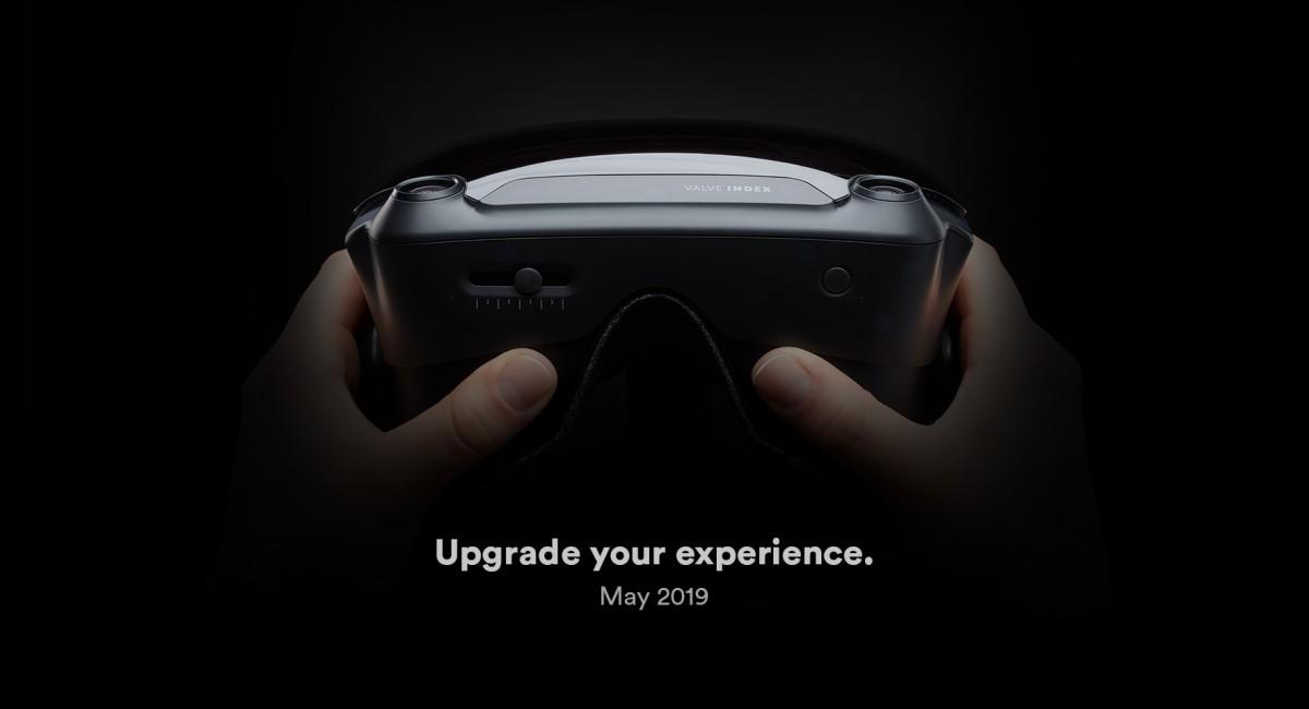 Le casque VR Valve Index annoncé avec une seule image