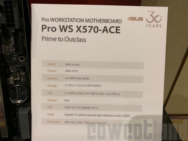 asus prowsx570-ace