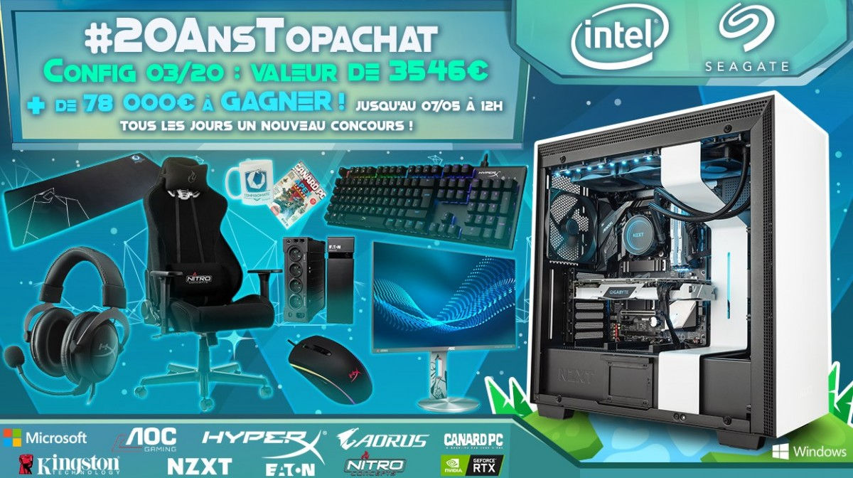 concours topachat20ans