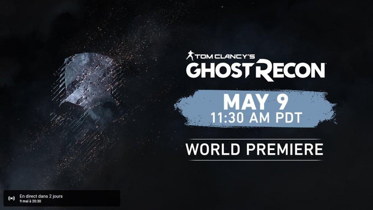 Breakpoint, le prochain jeu Ghost Recon, fuite