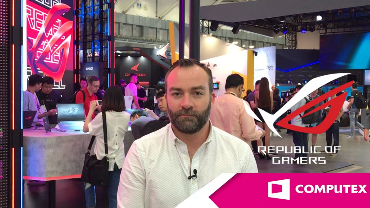 computex-2019 stand asus