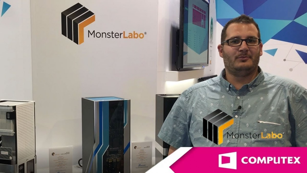 computex2019 standmonsterlabo