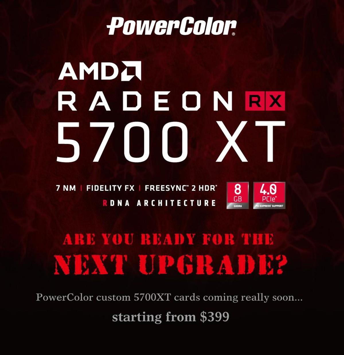 AMD affirme que les GPU Navi haut de gamme arrivent bientôt