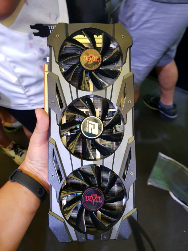 powercolor rx5700 custom