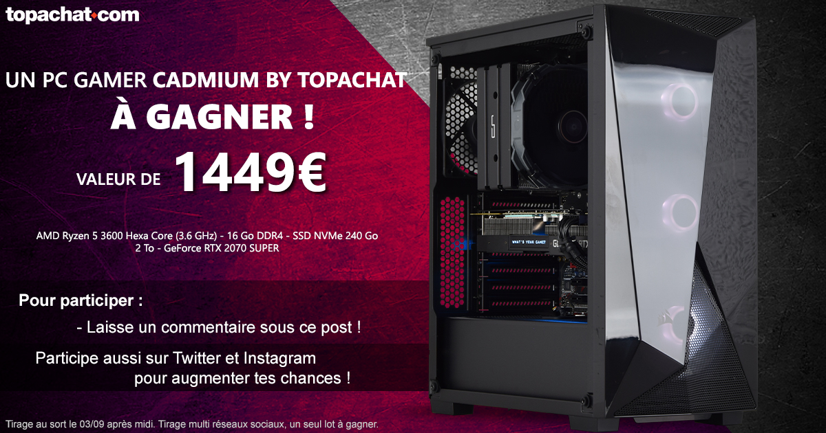 topachat concours
