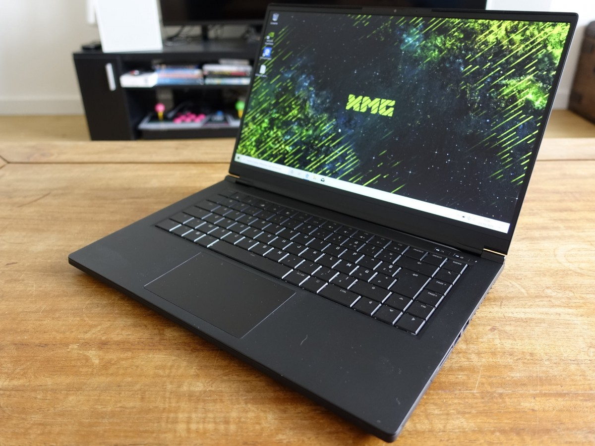 test-laptop-gamer xmg fusion-15