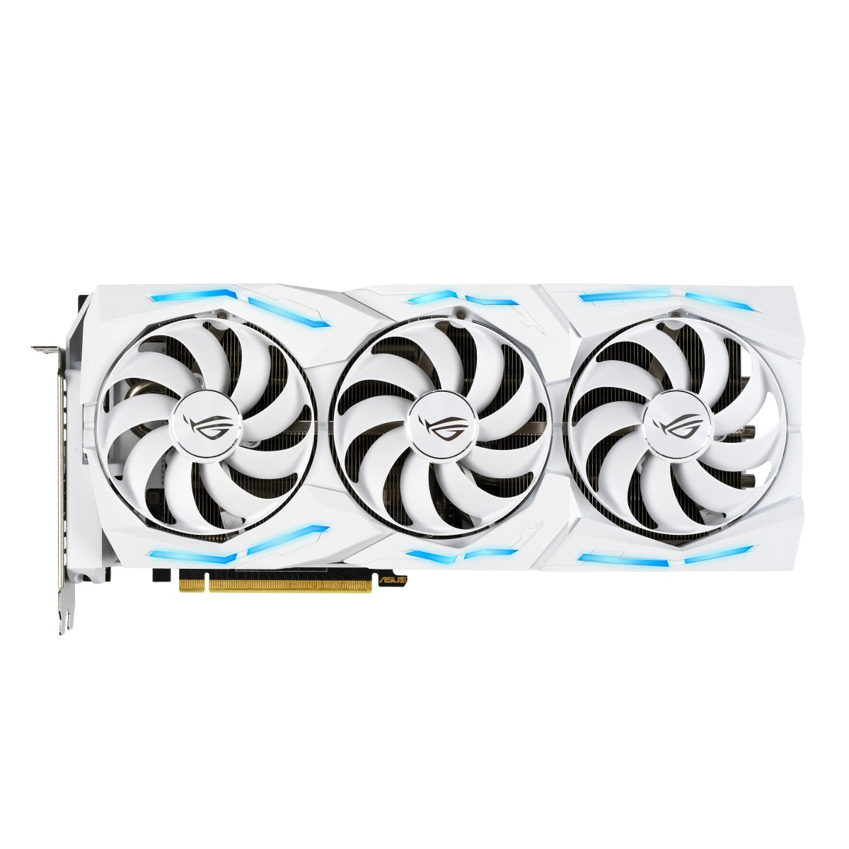 asus rtx2080ti rogstrix whiteedition