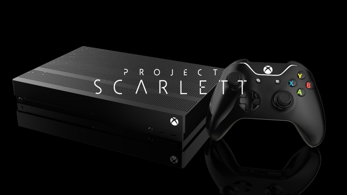 La Xbox Scarlett devient la Xbox Series X, en images — Game Awards
