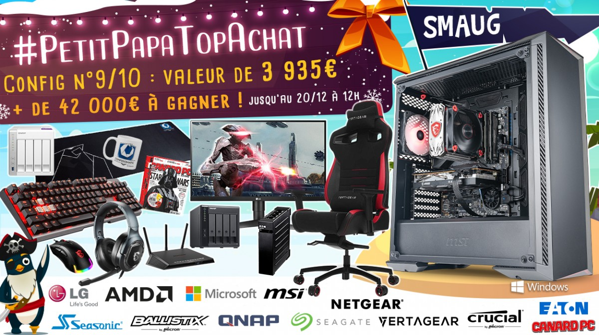 topachat concours noel2019
