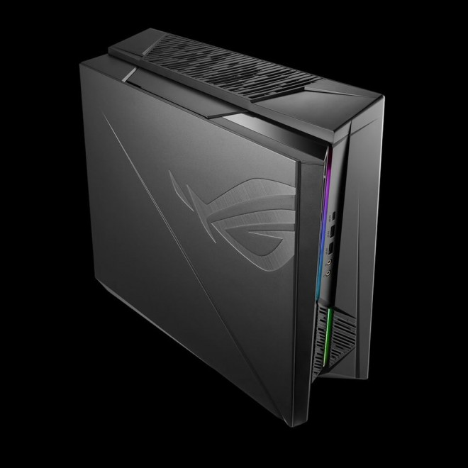 ASUS équipe son Mini PC ROG Huracan G21 de la RTX 2080