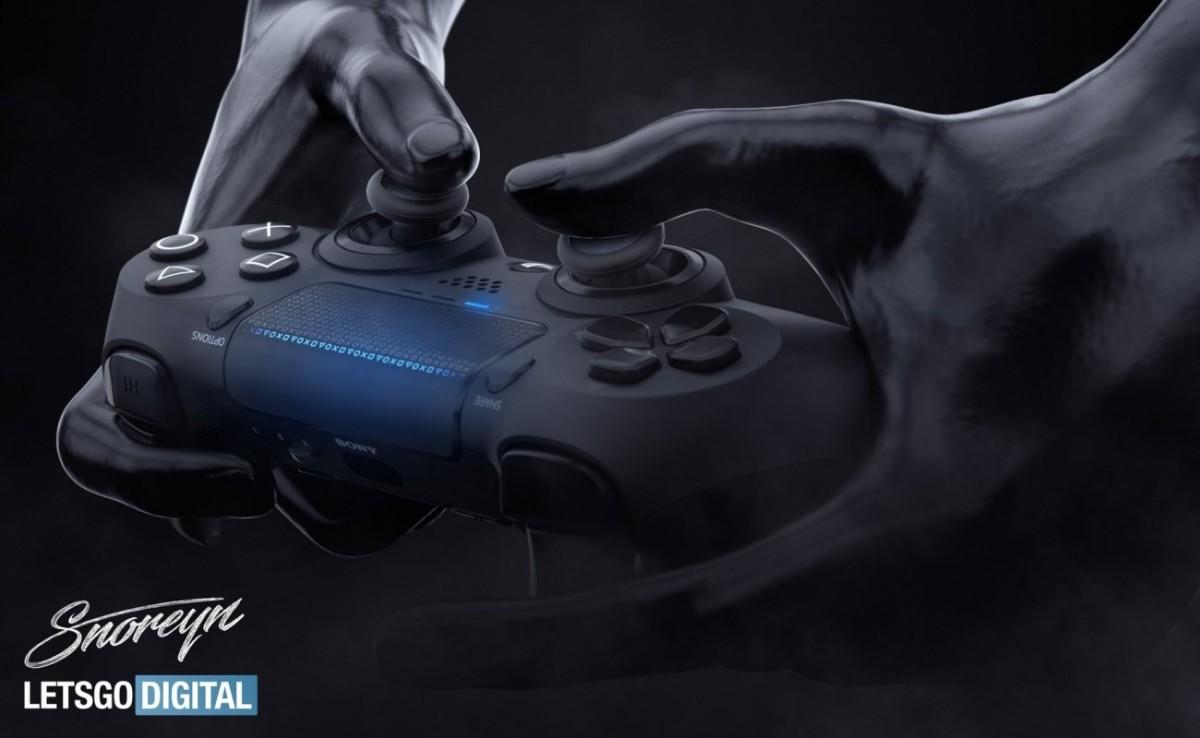 Voilà à quoi devrait ressembler la Dual Shock 5 qui sera livrée avec Playstation 5 de SONY