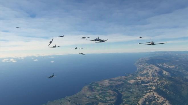 Voilà encore screenshots à tomber du futur Microsoft Flight Simulator 2020