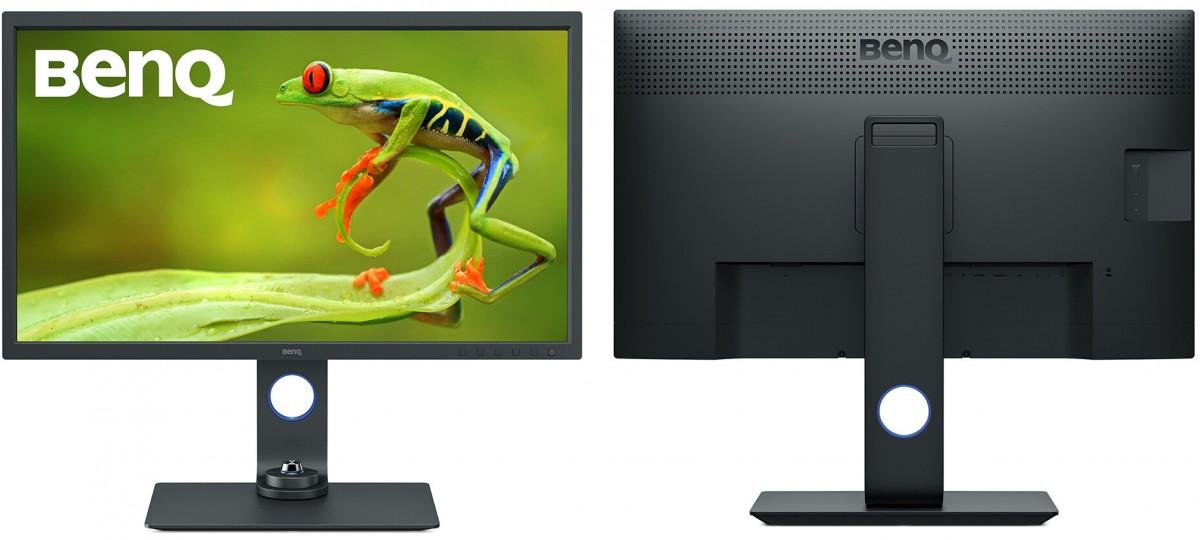 BenQ lance un nouvel écran UHD de 32 pouces : le SW321C