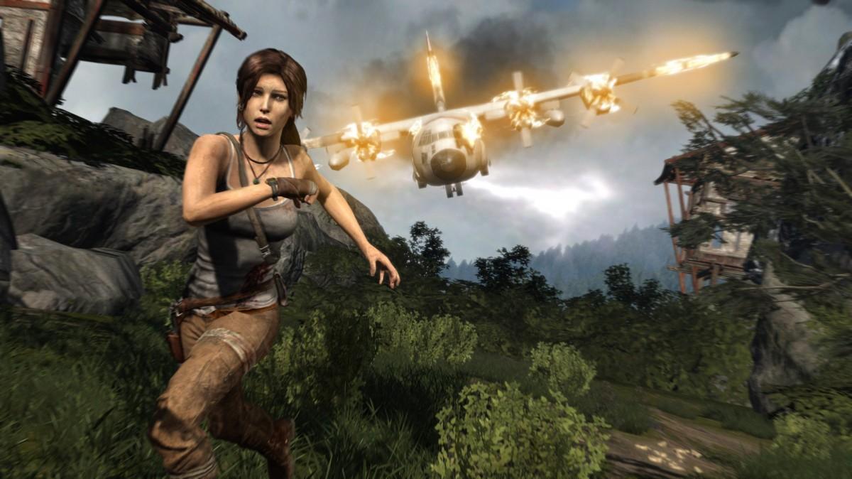 Bon Plan : Steam vous offre le jeu Tomb Raider