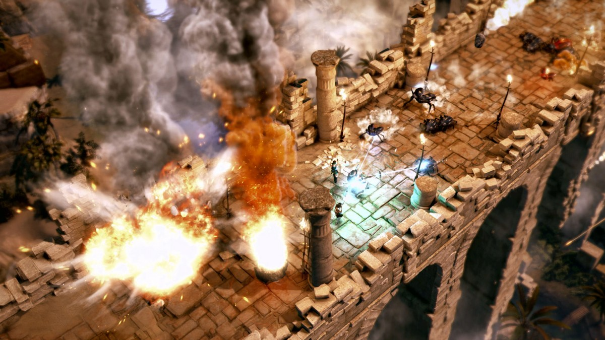 Bon Plan : Steam vous offre le jeu Lara Croft and the Temple of Osiris