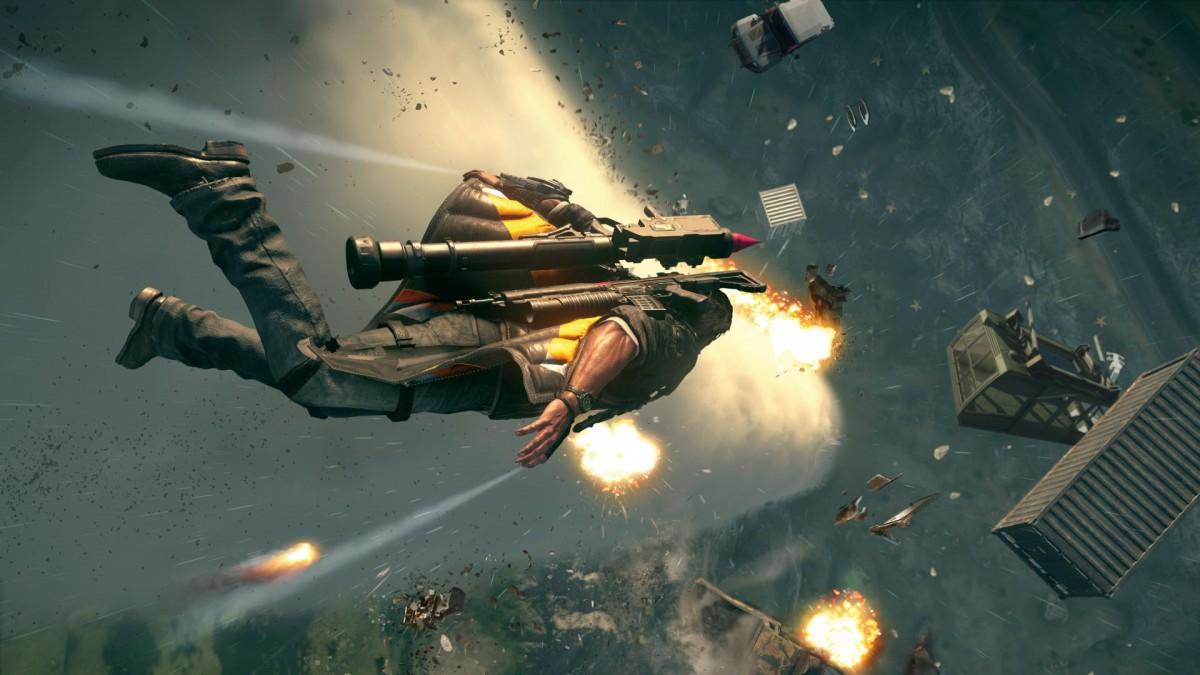 Bon Plan : Epic Games Store vous offre Just Cause 4