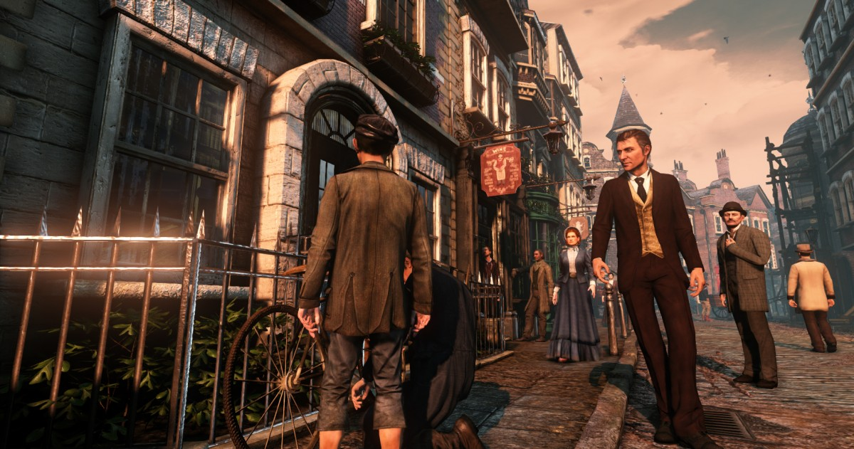 Bon Plan : Epic Games Store vous offre le jeu Sherlock Holmes: Crimes and Punishments