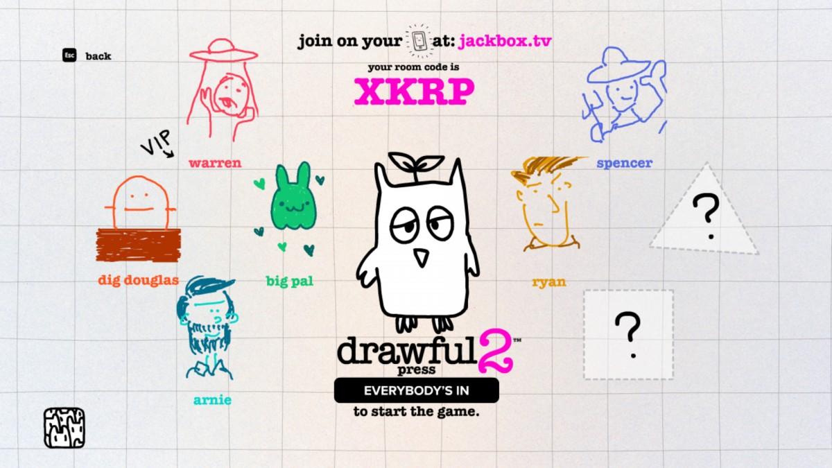 Bon Plan : Epic Games Store vous offre le jeu Drawful 2