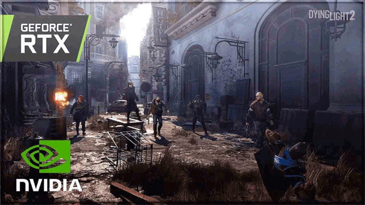 Le jeu Dying Light 2 profitera de la technologie Ray Tracing