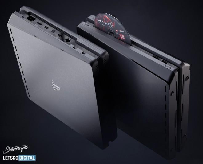 SONY PS5 playstation-5 nouveaux-concepts