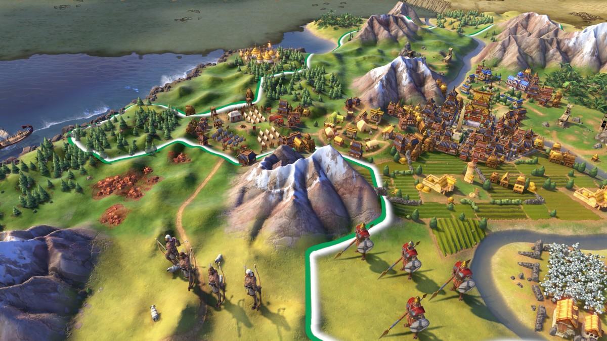 Bon Plan : Epic Games vous offre le jeu Sid Meier's Civilization VI
