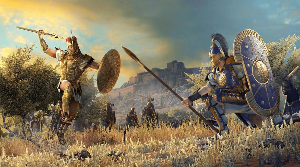 Le jeu A Total War Saga : Troy s'annonce et sera gratuit de manière éphémère sur l'Epic Games Store