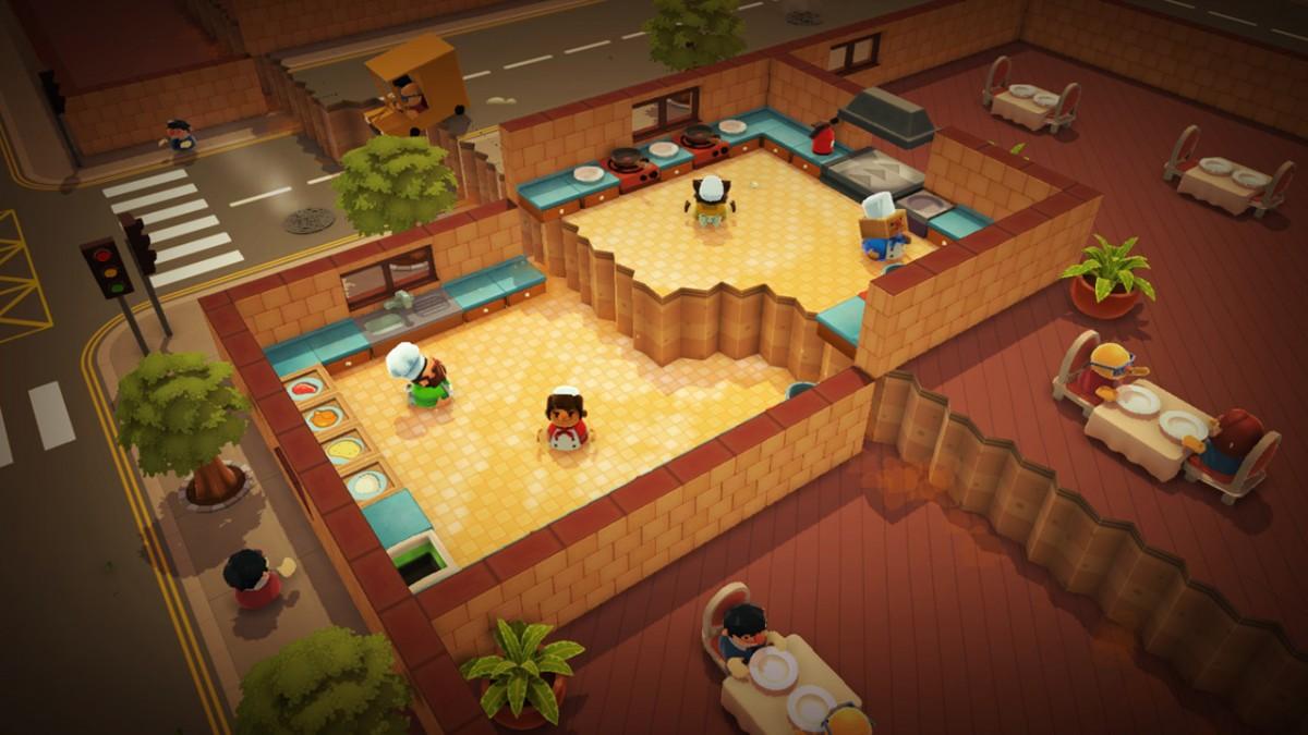 Bon Plan : Epic Games vous offre le jeu Overcooked