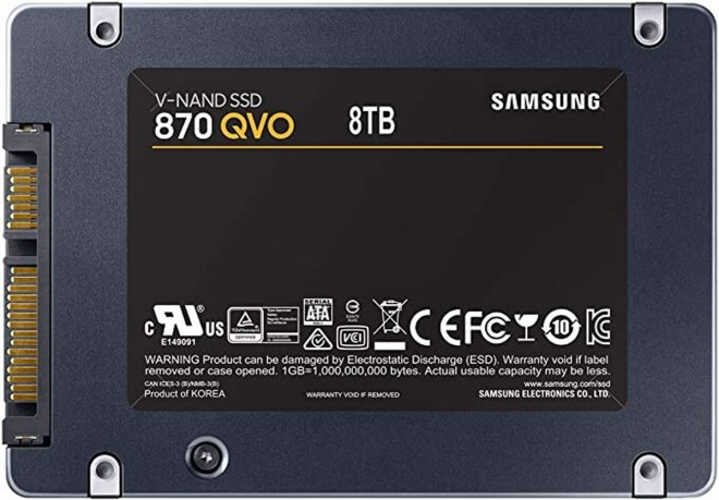 samsung ssd 870-qvo 8-to 899-dollars