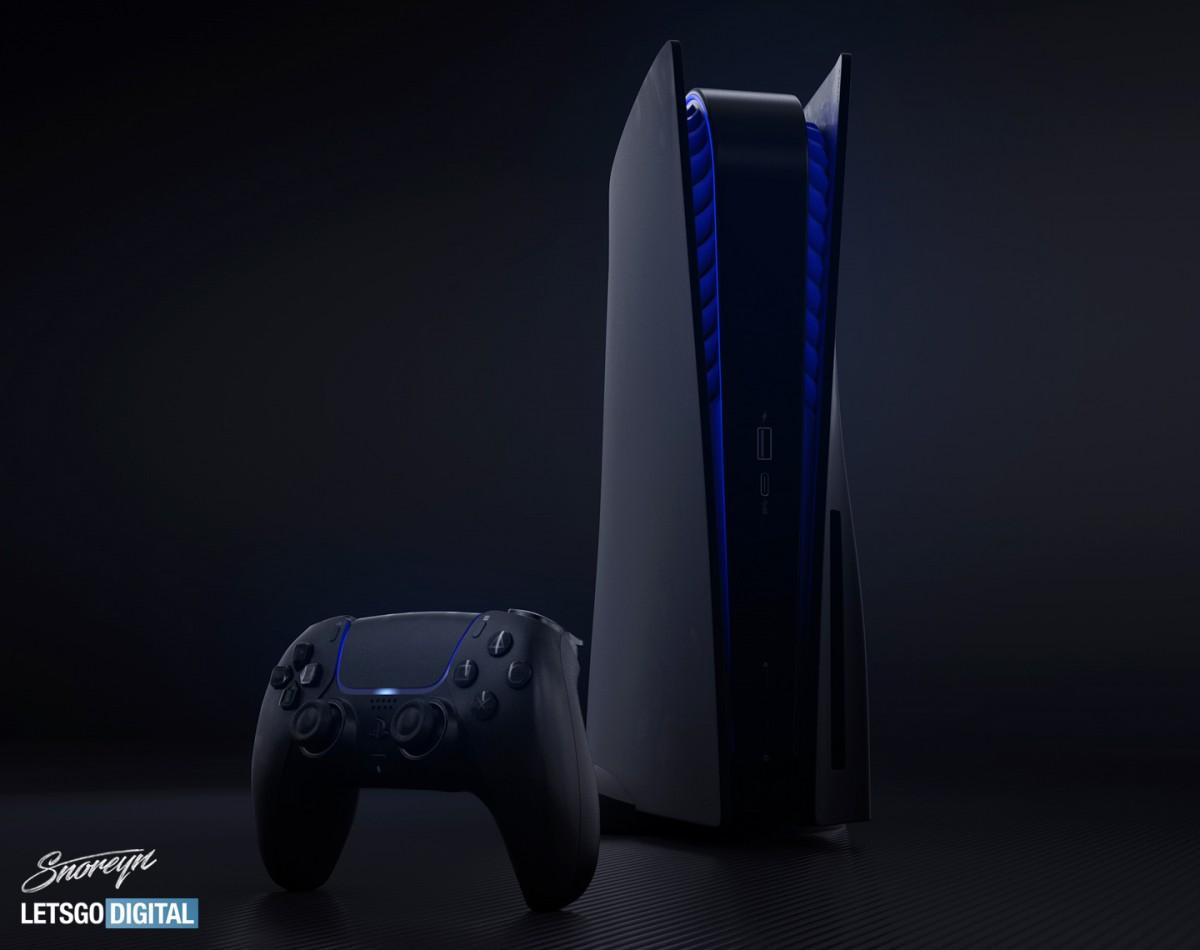 Voilà à quoi va ressembler la Playstation 5 de SONY dans sa version noire