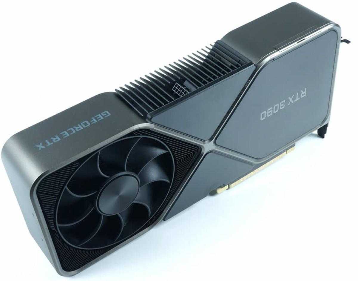 Carte graphique NVIDIA GeForce RTX 3090 : Revue de presse française