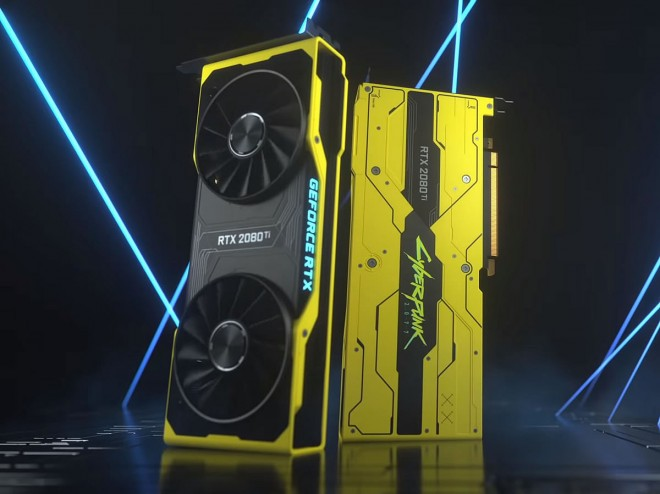 nvidia geforce rtx-3080 cyberpunk-2077 edition
