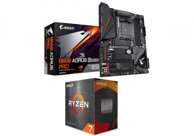 bon plan kit uprgrade B550 ryzen-7-5800 powerlab
