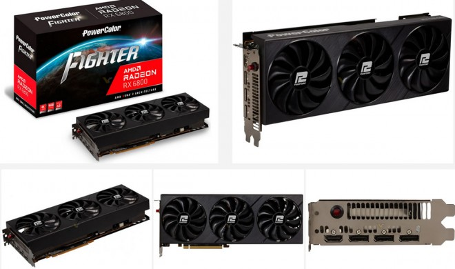 powercolor amd rx6800 fighter