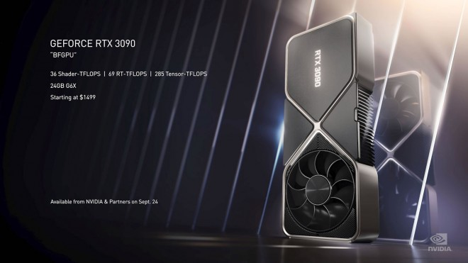 rtx3090 founders edition LDLC 1549 euros