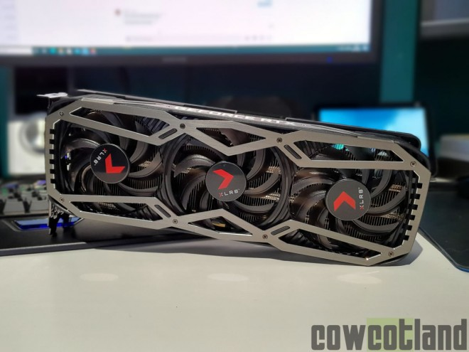 Test carte graphique PNY RTX 3070 XLR8 Gaming REVEL EPIC-X RGB cowcotland
