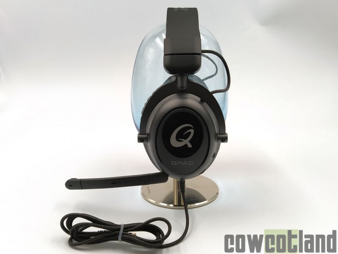 Test casque Gamer QPAD QH-700