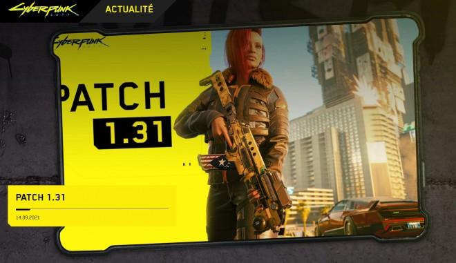 patch 1-31 cyberpunk-2077